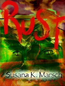 RUST cover - SUSANA K. MARSCH